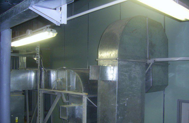 Вентиляционная система фото