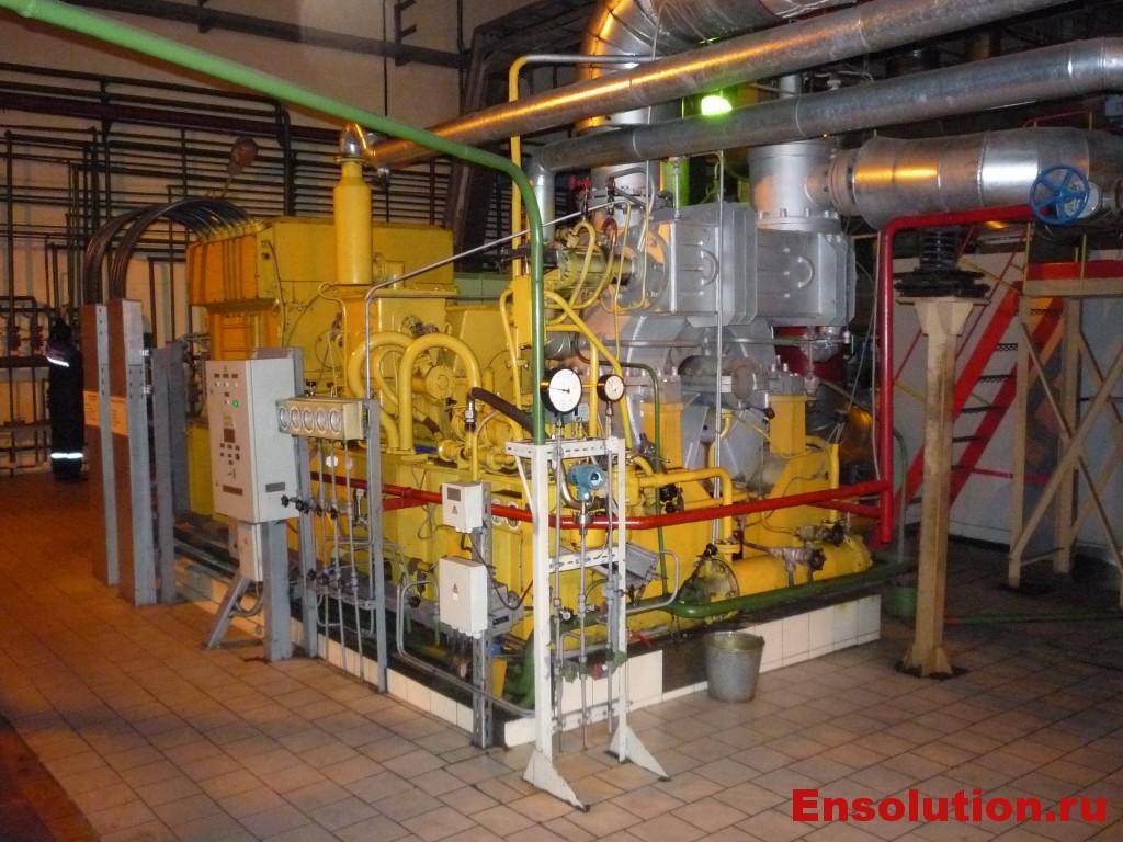 Паровая турбина ТЭЦ до 10 МВт