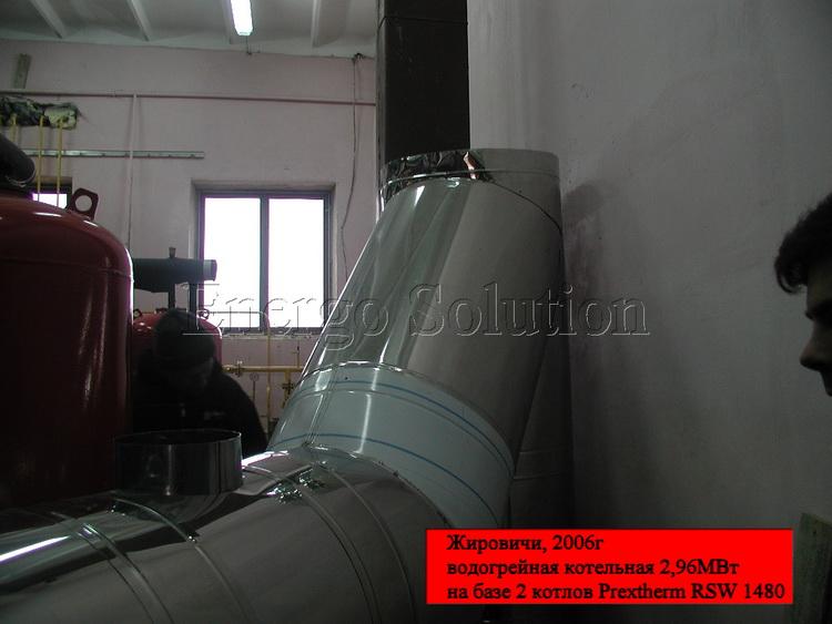 дымовая труба из нержавеющей стали