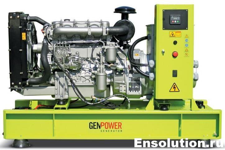 Дизельные генераторы GenPower