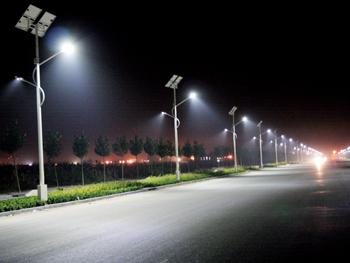 Уличное освещение - светодиоды