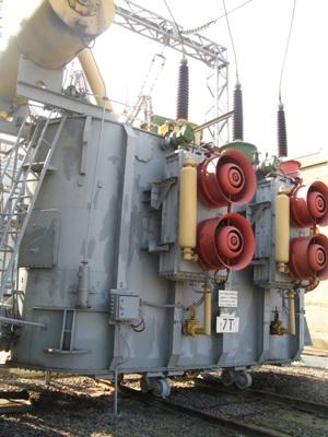 автотрансформатор силовой TRDCN 80000-110 2