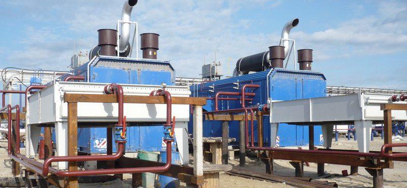 Готовый энергоцентр с двигателем Вокеша
