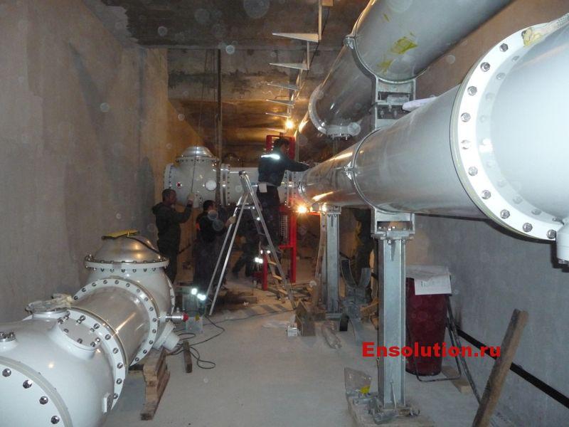 Элегазовые токпроводы - фото 1