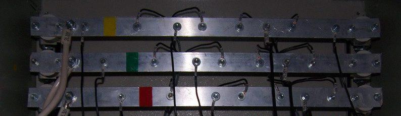 Алюминиевые сборные шины низкого напряжения фото 2