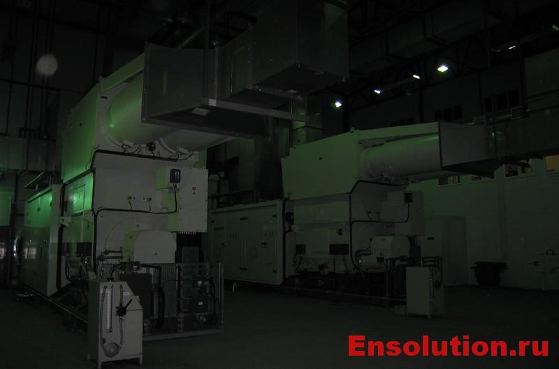 ГТУ Siemens фото 2