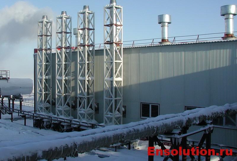 Когенерационный комплекс на базе ГПГУ Deutz фото