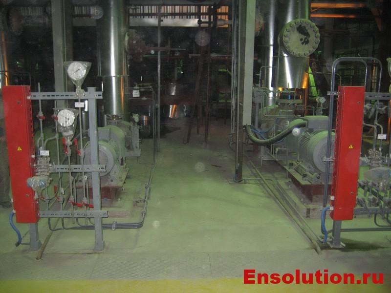Фото электродвигателей собственных нужд на ТЭЦ