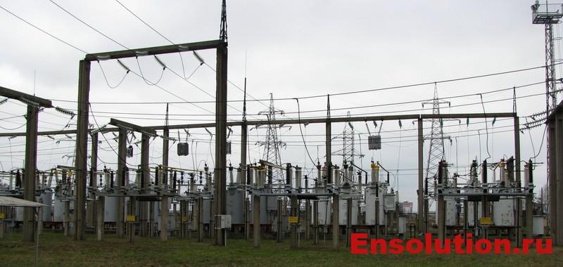 Электрооборудование тепловой электростанции МТЭЦ-3 фото 2