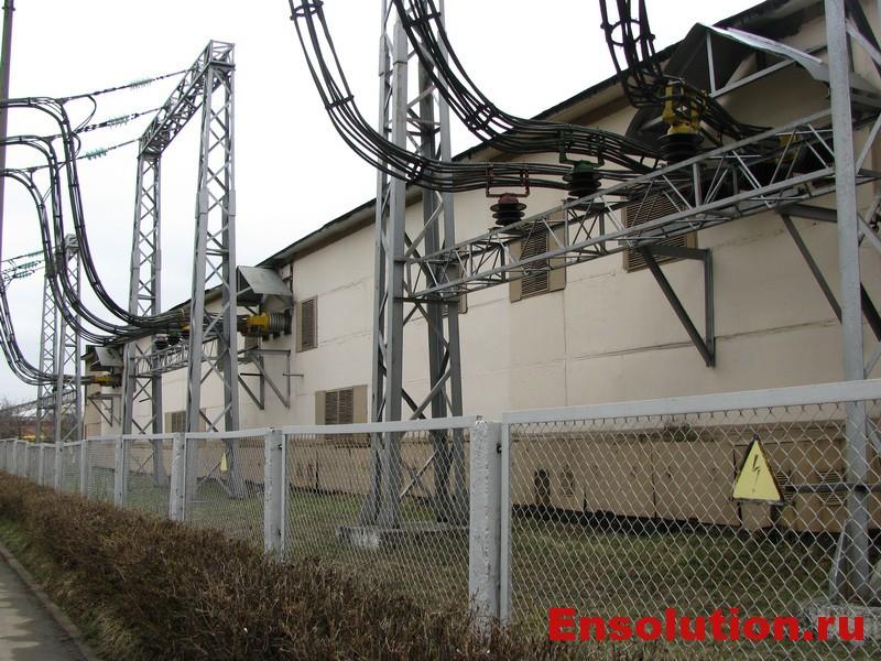 Электрооборудование тепловой электростанции МТЭЦ-3 фото 3