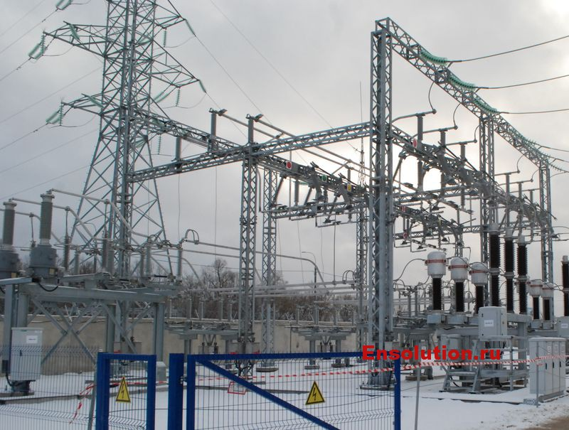 передача электроэнергии в электрических сетях