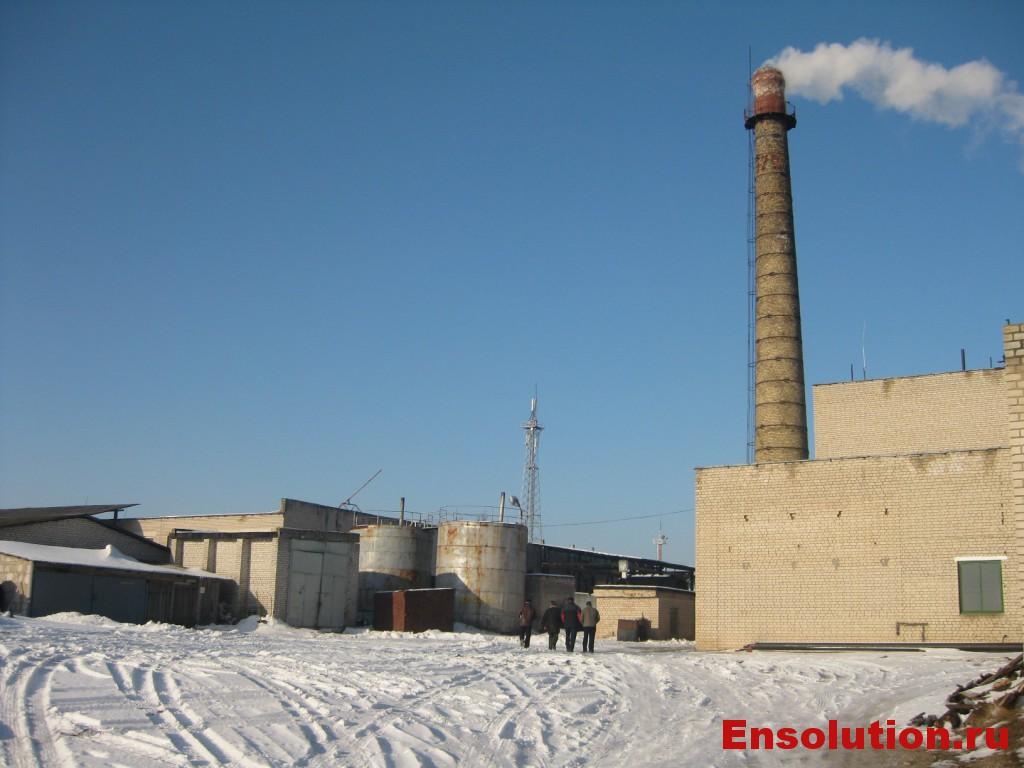 энергосбережение предприятий легкой промышленности