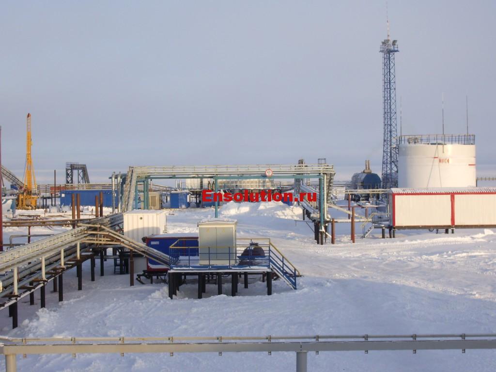 Нефтегазовое месторождение - фото 4