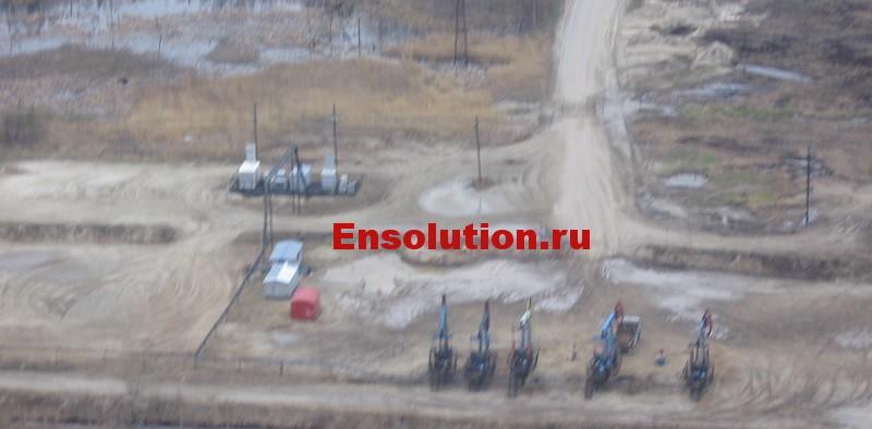 Нефтегазовое месторождение - фото 5-1