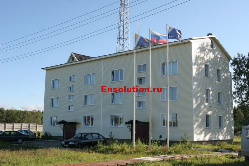 Подстанция 750 кВ Ленинградская - фото 9