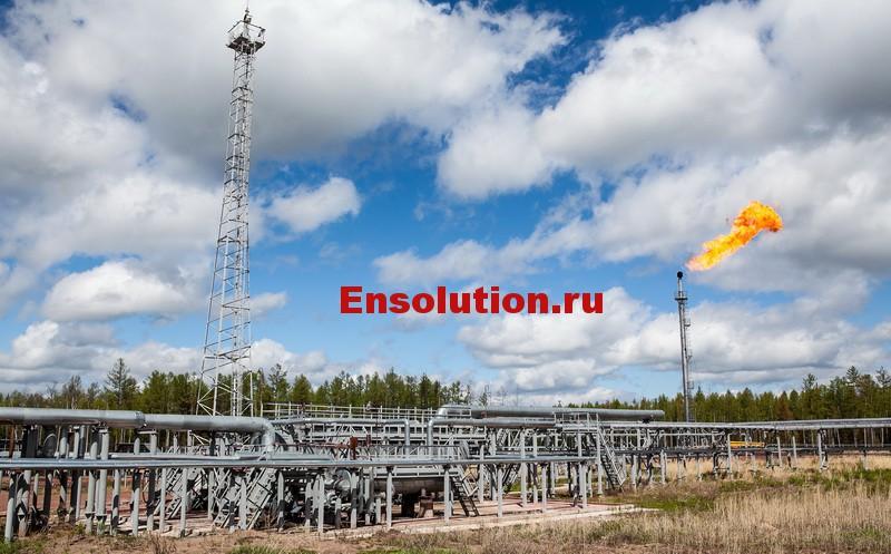 Природный газ на месторождении - фото 2