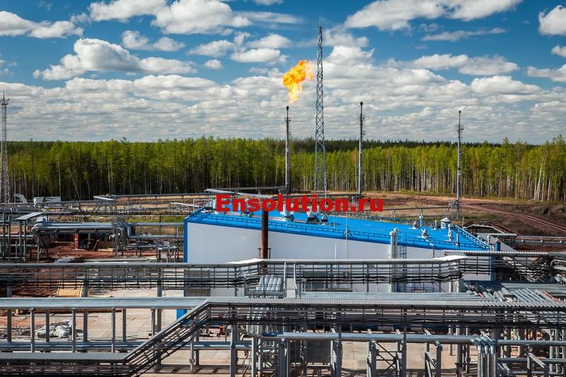 Природный газ на месторождении - фото 3