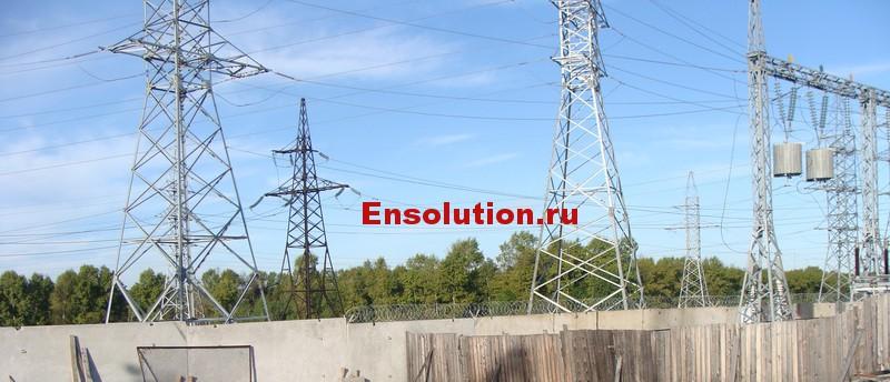 Реконструкция ВЛ 330 кВ