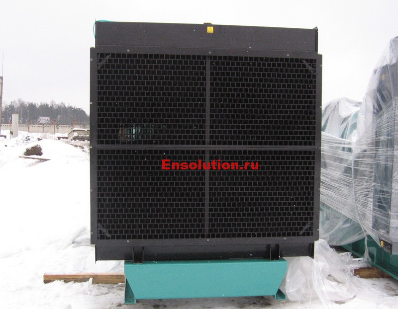 Система охлаждения ДГУ Каминс - фото 1