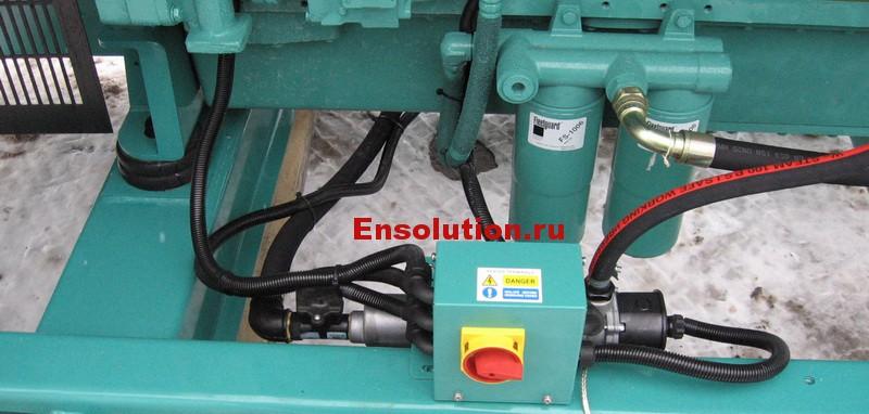 Система очистки топлива ДГУ Каминс - фото 1
