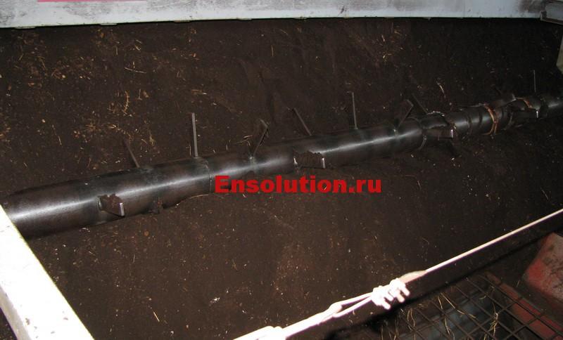 торф - топливо для электростанции