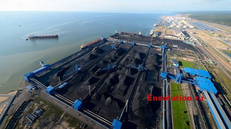 угольный терминал 1