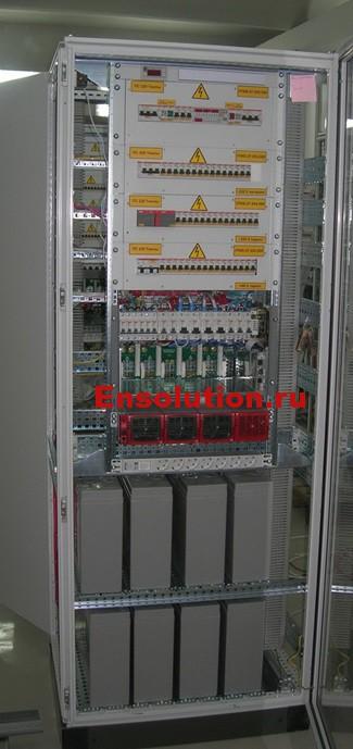 Внешний вид ЭПУ EATON спереди - фото