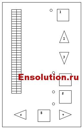 Регулирование мощности ГПГУ Janbacher JMS 208