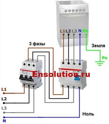 подключение электроплиты - фото 3