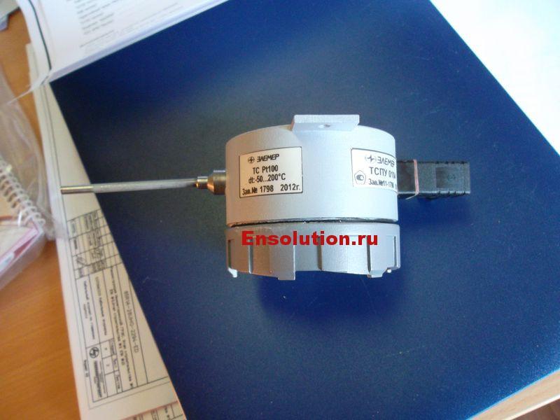 Термопреобразователь сопротивления с унифицированным выходным сигналом ТСПУ фото